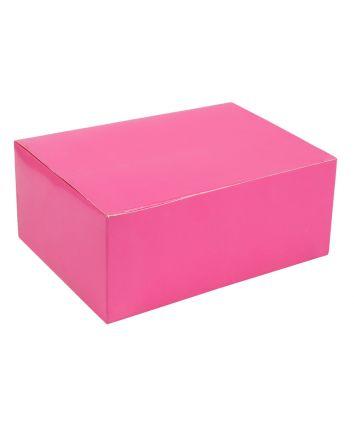 BROWNIE BOX - PINK - PACK OF 10