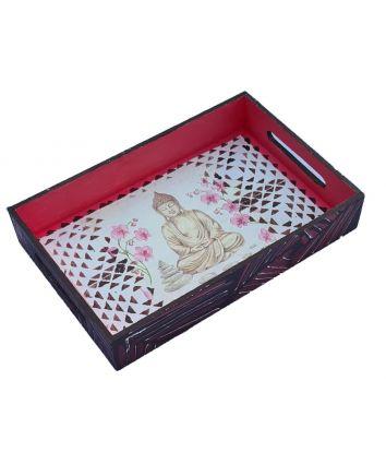 Handmade Tray - Buddha