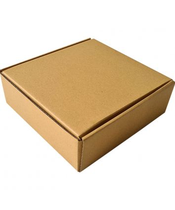GIFT HAMPER BOX - CORRUGATED - KRAFT - pack of 5